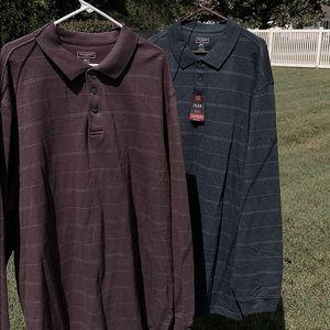 Van Heusen Flex men's polo shirt bundle 3XLT